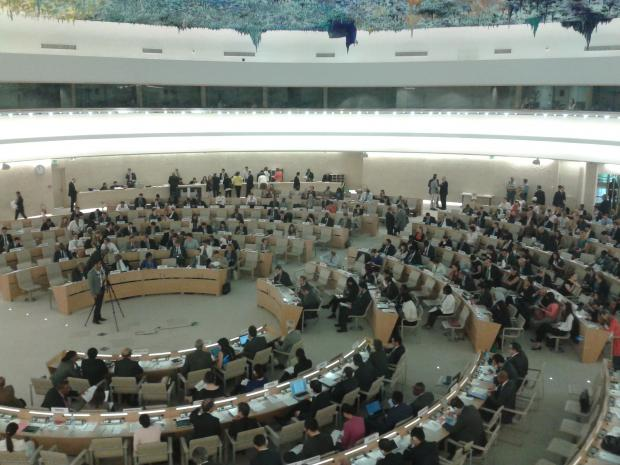 Human Rights Council 26th Session